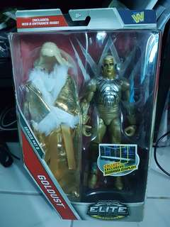 MATTEL WWE ELITE FLASHBACK Goldust
