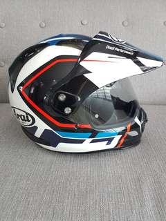 Arai Tour Cross 3 Blue