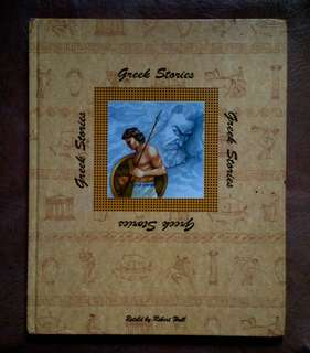 GREEK STORIES| A Wayland Book published by Thomson Learning