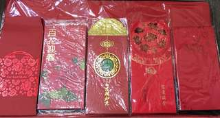RED PACKET CNY ANG POW