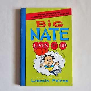 BIG NATE: Lives It Up
