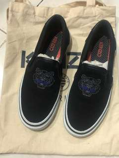 Kenzo Woman Slip On Shoes - Authentic