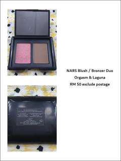 NARS Duo Blush / Bronzer