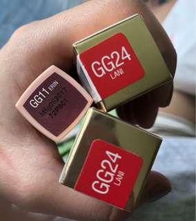 Gigi Hadid x Maybelline Matte lipstick bundle Lani Erin