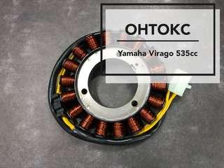 Yamaha Virago 535cc Stator Coil