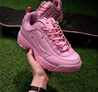 Fila Disruptor II Pink