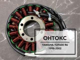 Yamaha YZF600 R6 1998-2002 Stator Coil