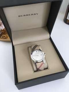 🚚 正品Burberry女款錶