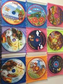A-Star Educational CDs for Kids (Mandarin/Chinese)