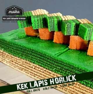 Kek Lapis Horlick
