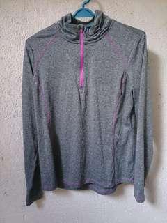 Danskin Now Drifit Sweatshirt Large