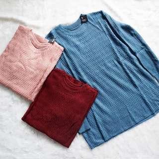 NEW Boxy Sweater
