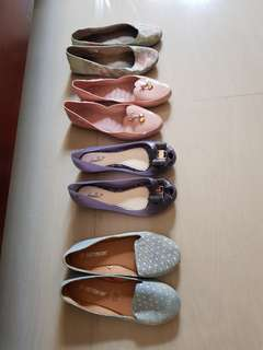 preloved shoes sanuk cotton on jelly bunny