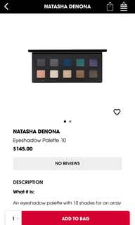 🚚 Eyeshadow Palette 10