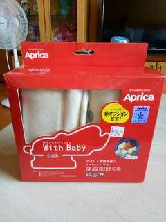 🚚 APrica 兒童安全帶睡枕 😴