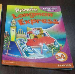 (超新淨) Primary Longman express (school base) P5