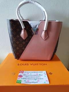 LV Kimono Handbag