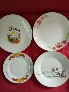 Plates & Bowl