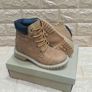 Timberland and Caterpillar Unisex