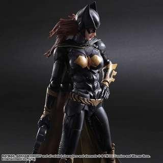 Play Arts Kai Batgirl Batman Arkham Knight