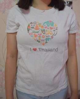 I ❤️ Thailand Top