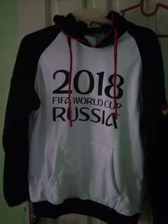 Jaket official merch world cup Rusia 2018
