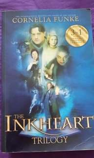The Inkheart Trilogy (Cornelia Funke)