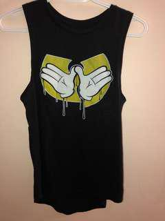 Wu-Tang Muscle Tank // Size S