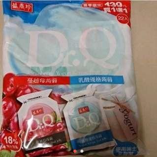 🚚 Dr.Q雙味蒟蒻(蔓越莓+乳酸優格)4包
