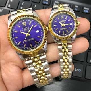 Rolex Couple Set Grade AAA copy Ori 99%