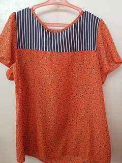 Apple and Eve blouse