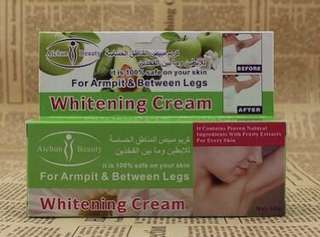 🚚 Whitening cream for underarm & between the legs 50g