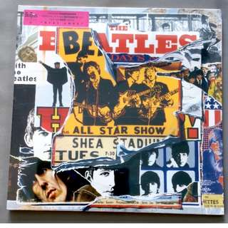 "Sealed - The Beatles Anthology 2, 1996 - 12"" 3x LP Vinyl Record Album"