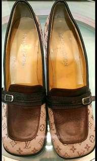 Authentic Louis Vuitton Shoes Pump Monogram