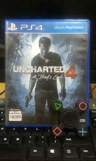 [PS 4] Uncharted 4 - A Thief's End