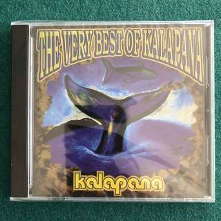KALAPANA (The Very Best) CD
