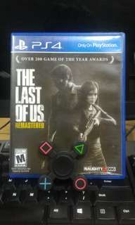 [PS 4] The Last of Us - Remastered