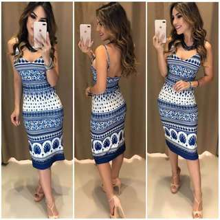 💫Classy Bodycon Dress🔥 ✔️Items are all onhand and Ready to ship ✔️Actual photo for your reference💫 ✔️1 color only ✔️Fabric: Spandex ✔️Size/s: Fits up to Semi Large Body Frame (Freesize) 📌Open for resellers! No minimum order required!
