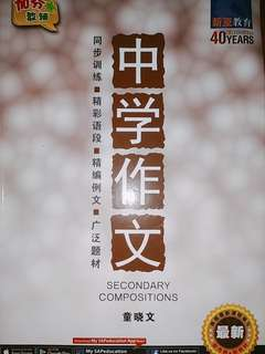 Secondary chinese compo