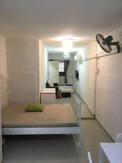 Convenient and Accessible Studio HDB Apartment For Rent