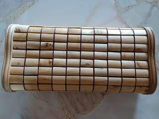 雅柏木靠枕(Abba wood)