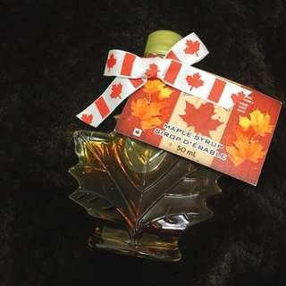 🚚 全新加拿大金牌Turkey Hill Maple Syrup純楓糖糖漿50ml