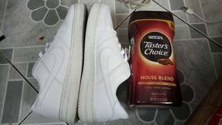 nike shoes and nescafe tasters choice