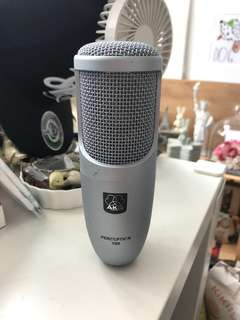 akg perception 100 咪高峰