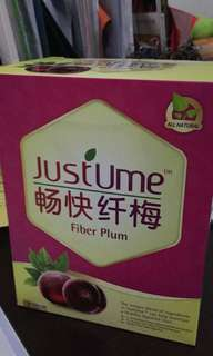 Fiber plum just ume