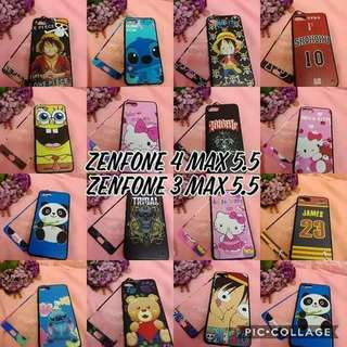 Cellphone case w/ tempered