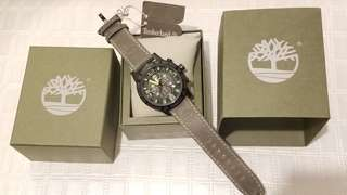 Timberland Chronograph Watch 50mm Brand New 大錶面 計時手錶 全新 有盒