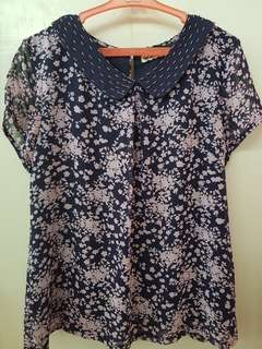 Paper dolls and Co. Blouse