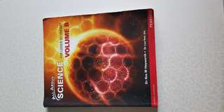 science textbook for lower sec