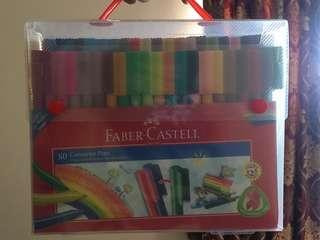 Spidol Faber Castell 80 Warna